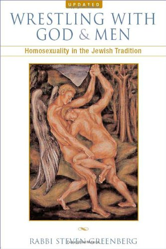 Wrestling with God and Men: Homosexuality in the Jewish Tradition - book cover